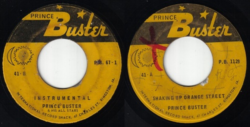 PRINCE BUSTER & THE VIETNAM ALL STARS