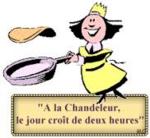 Dictons de la Chandeleur !