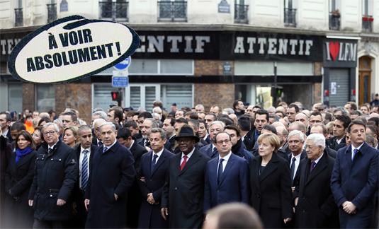 Millions de manifestants dans toute la france