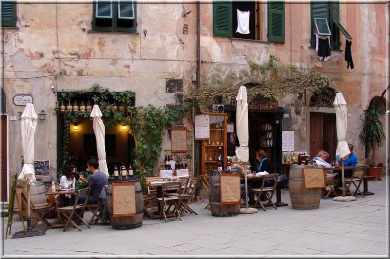 Italie, les 5 Terres : Monterosso al Mare