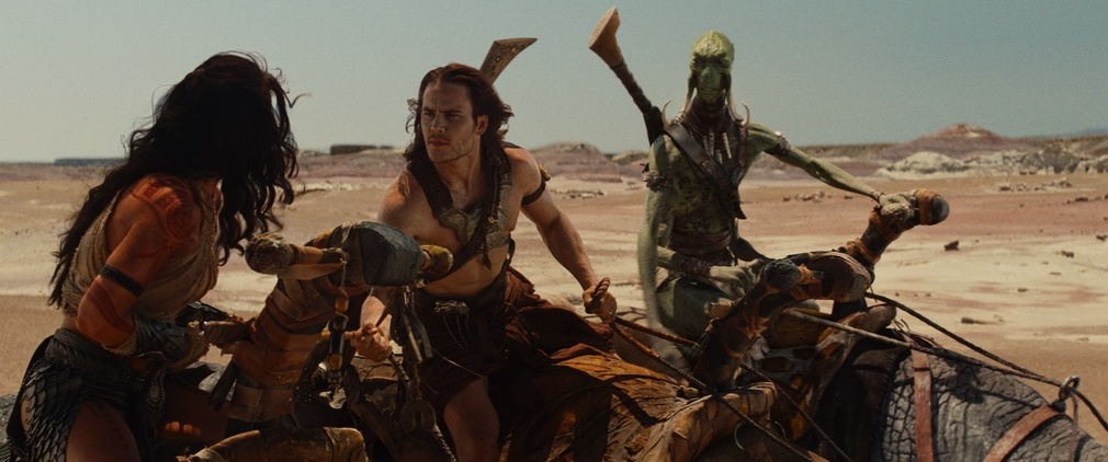 [Test Blu-ray] John Carter