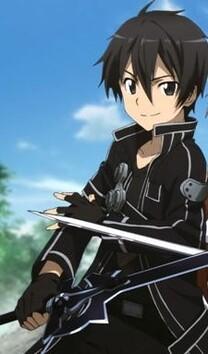 Mes personnages d'animes préféré ♥