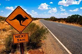 Un saut au pays des Kangourous