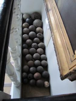 décembre 2011 Sortie au musée des canonniers