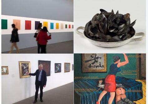 Peintures pour tous, hornu, Jacques Charrier, MAC's, art contemporain,MAC's,