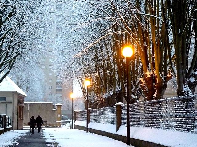 Metz sous la neige 3 Marc de Metz 16 02 2013