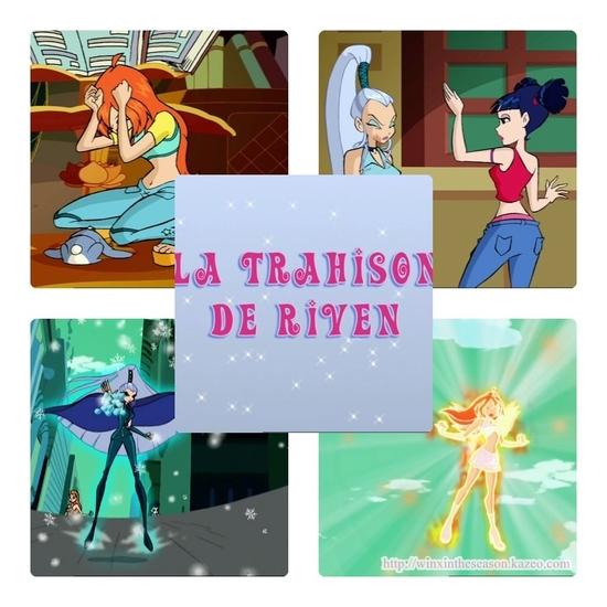 Episode 9 -La Trahison de Riven