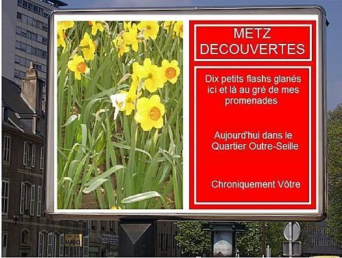 METZ DECOUVERTES - 10 FLASHS N°4A