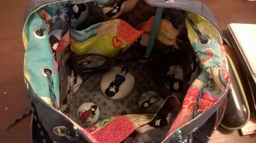 Mon sac rien qu'à moi