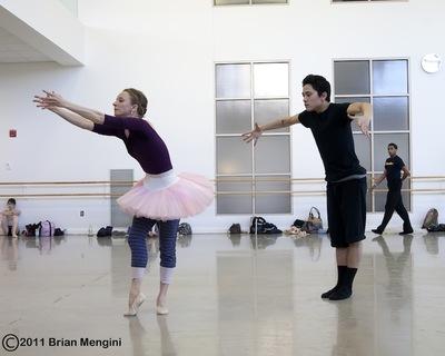 dance ballet ballet class ballet photographer brian mengini