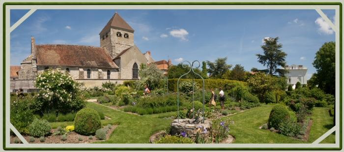 Les jardins de Viels Maisons