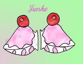 Ailes Junko couleur
