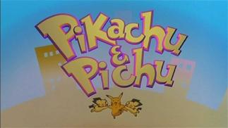 Pokémon : Pikachu et Pichu