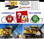 CIRT'hem INTERN'OBS: CATERPILLAR-P&H MINING.