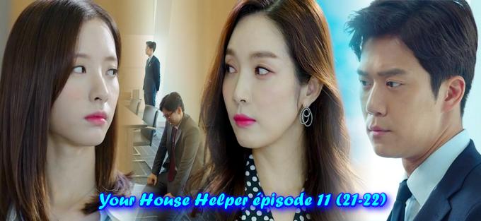 Your House Helper épisode 11(21-22) vostfr