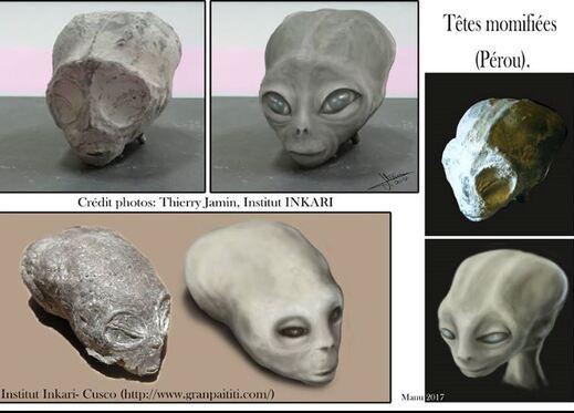 Les momies du Pérou