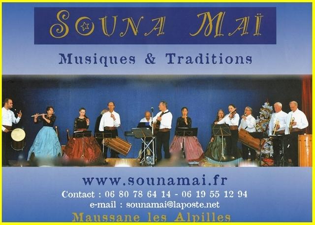 Souna Maï en concert
