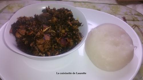 Eru et waterfufu/tapioca_La cuisinette de Laurette