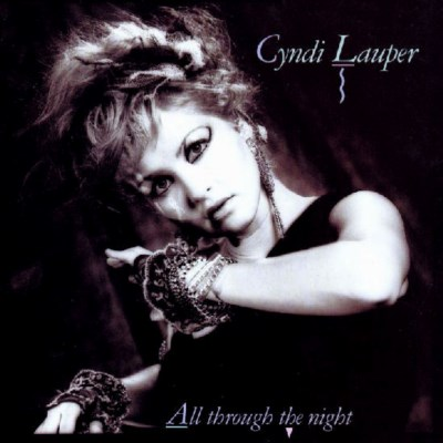 Cyndi Lauper - All Through The Night - 1984
