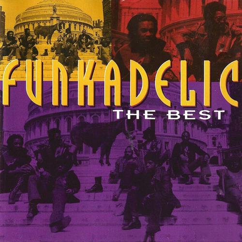 "Funkadelic : Album "" The Best "" Neon Records NE 34509 [ EU ]"