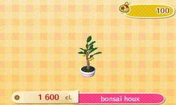 Liste des plantes