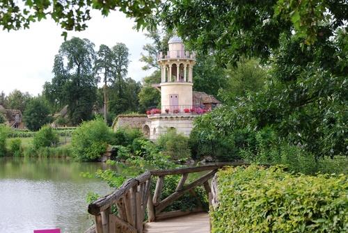 Le Hâmeau de la Reine à Versailles (photos)