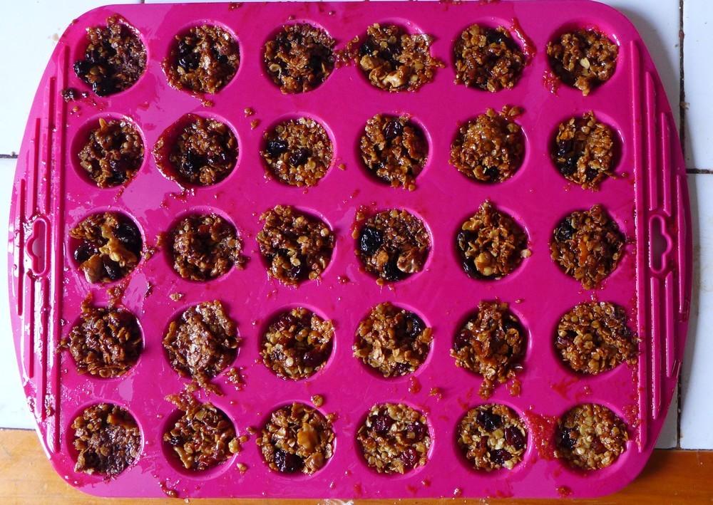 Mes biscuits florentins...