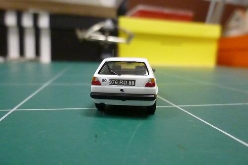 Volkswagen Golf II CL de Herpa