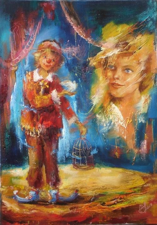 Simon Pasini 1976  Peintre Plein Air
