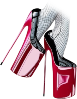 *** Legs Shoes ***