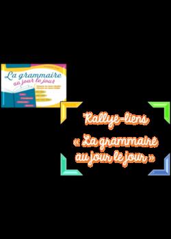 Grammaire au jour le jour : Traces écrites CE2/CM1/CM2