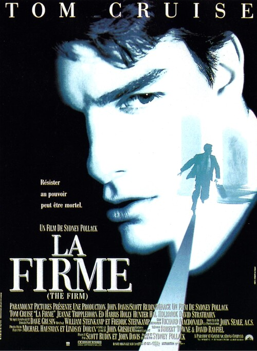 LA FIRME - BOX OFFICE TOM CRUISE 1993