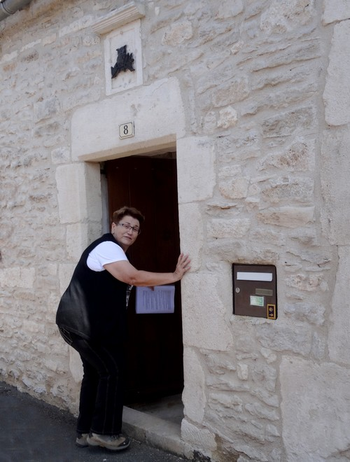 Visite de Minot avec l'Office du Tourisme du Pays Châtillonnais
