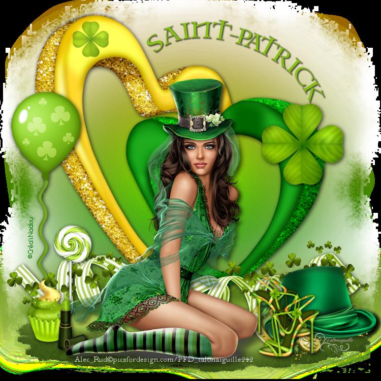 *** 12 - Saint-Patrick ***
