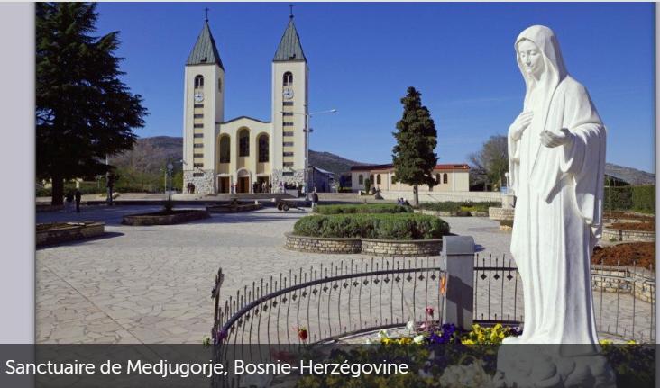 Des responsables du Saint-Siège à Medjugorje pour le Festival des jeunes - VA