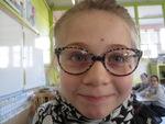 Les jolies lunettes de Léna