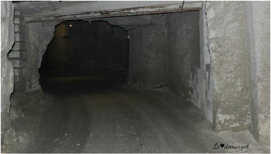 Caves champignonnières