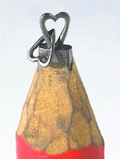 Dessin et peinture - vidéo 2547 : Comment sculpter sur une mine de crayon ou de plomb ?