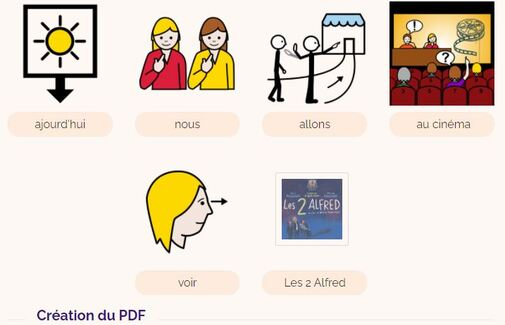 Picto Facile 2.0 : nouvelles options, dont l'importation d'images