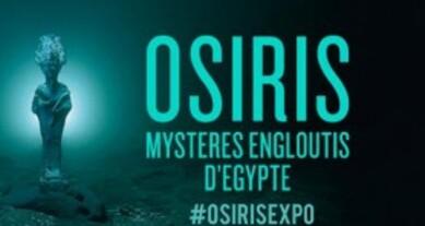 Samedi 30 janvier 2016: Voyage en famille au cœur des Mystères d'Osiris