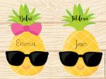 Thème de classe tropical