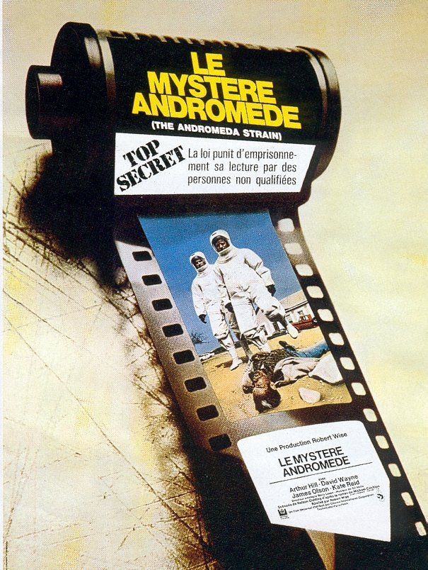 LE MYSTERE ANDROMEDE
