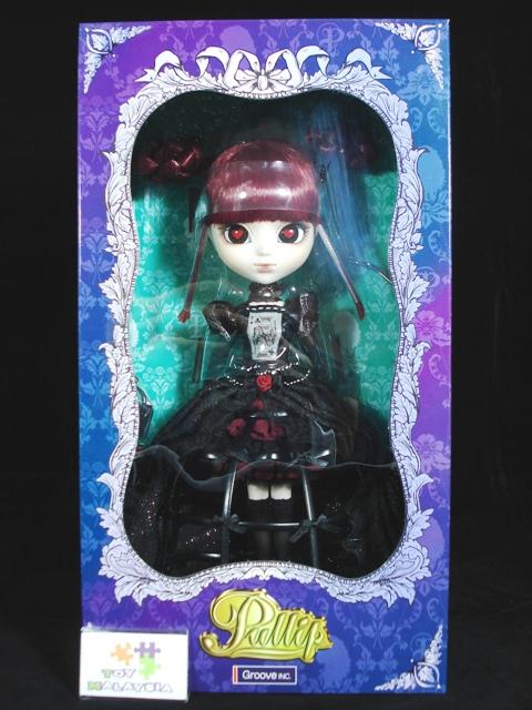 Octobre 2010 : Pullip Lunatic Queen