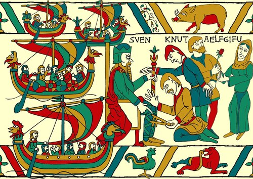Histoire d'Emma la Normande (1)
