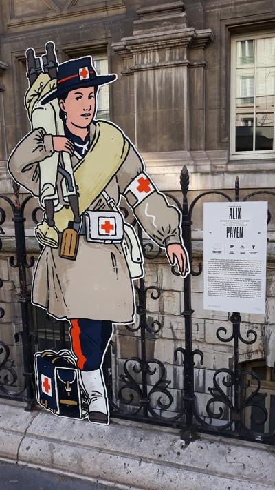 L' exposition de Dugudus à l'Hôtel de Ville marque les 150 ans de la Commune de Paris