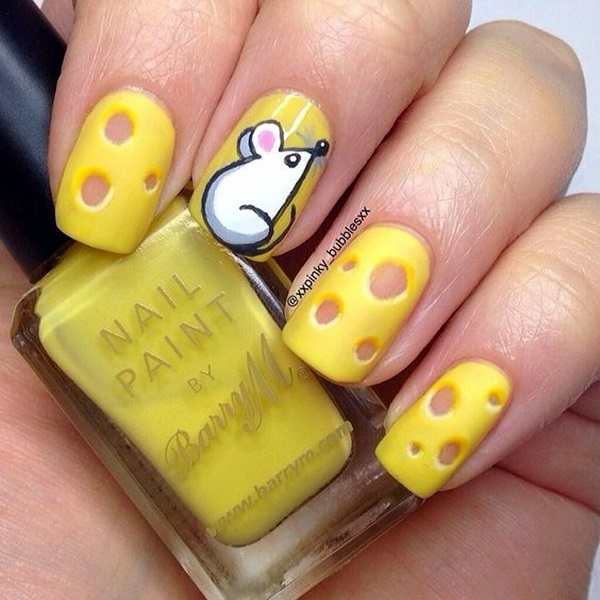 Animal Nail Art Prints (43)