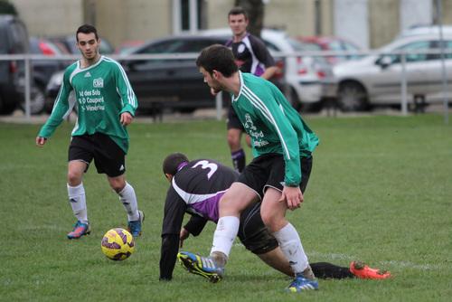EFDE -FC BALME NORD ISERE