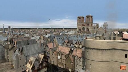 À quoi ressemblait Paris au Moyen-Âge