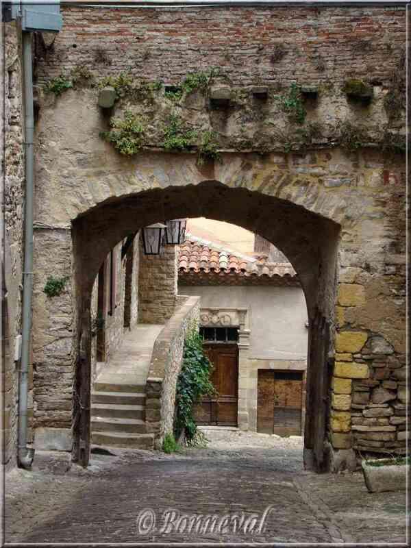 "Cordes-sur-Ciel Tarn la Porte ""le Portanel"""