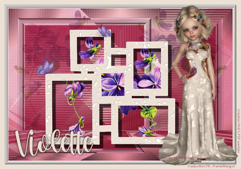 *** Les 20 Violette ***